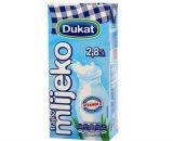 Dukat Trajno Mlijeko 2,8% m.m. 1l