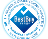 BestBuy AWARD 2014/2015 - Senf, PODRAVKA | Order delivery from Adria Supply