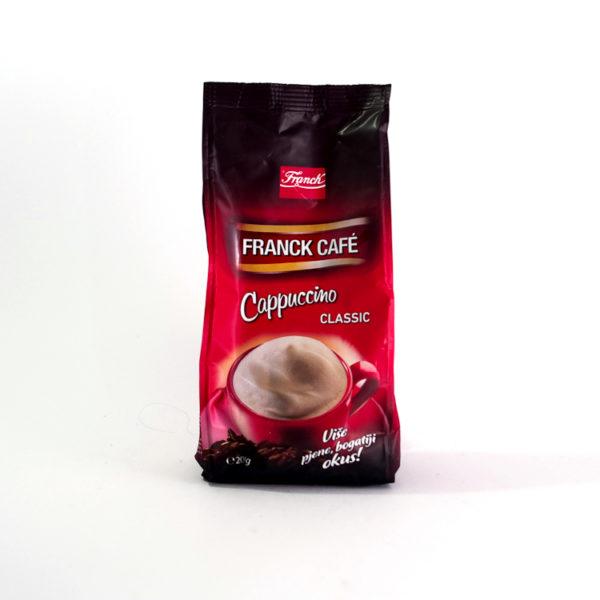 Cappuccino Classic Franck 200 g-0