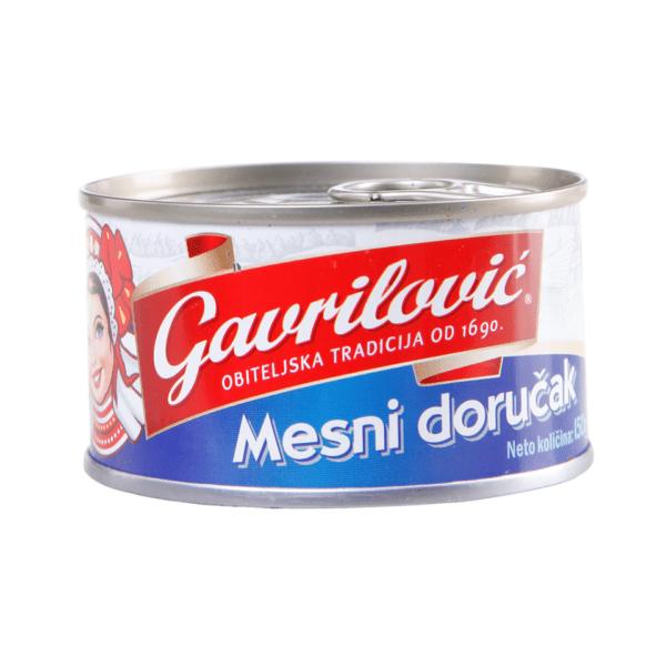Luncheon Meat Gavrilovic 150 g -0