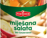 Mixed Salad Podravka 660 g-0