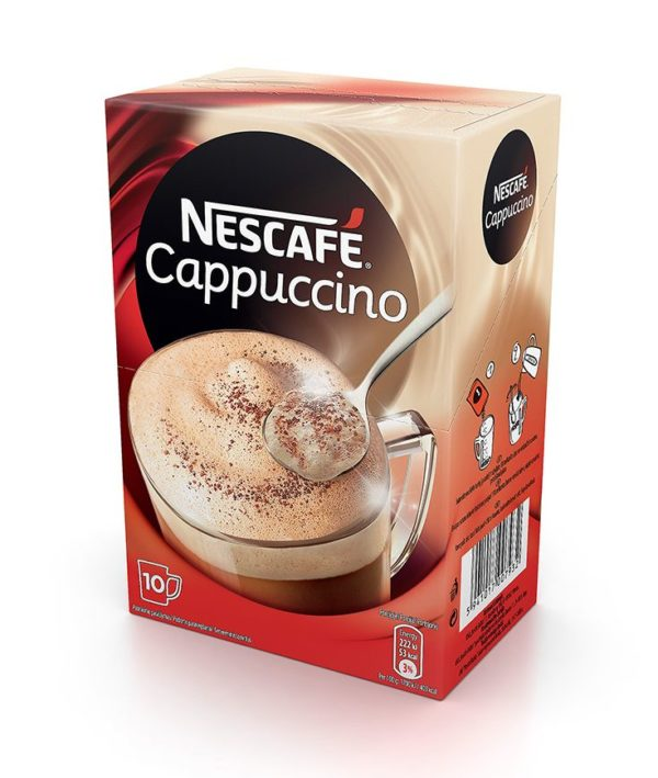 Cappuccino Original Classic Nescafe 140 g-0