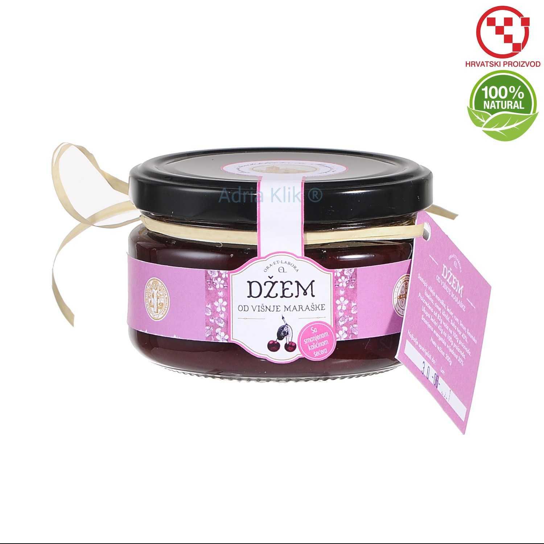 maraska-sour-cherry-visnja-benediktinke-zadar-dzem-200g-premium-100-natural-Adria-Klik_Webshop-ducan-eko-croatia-prozvod-ink