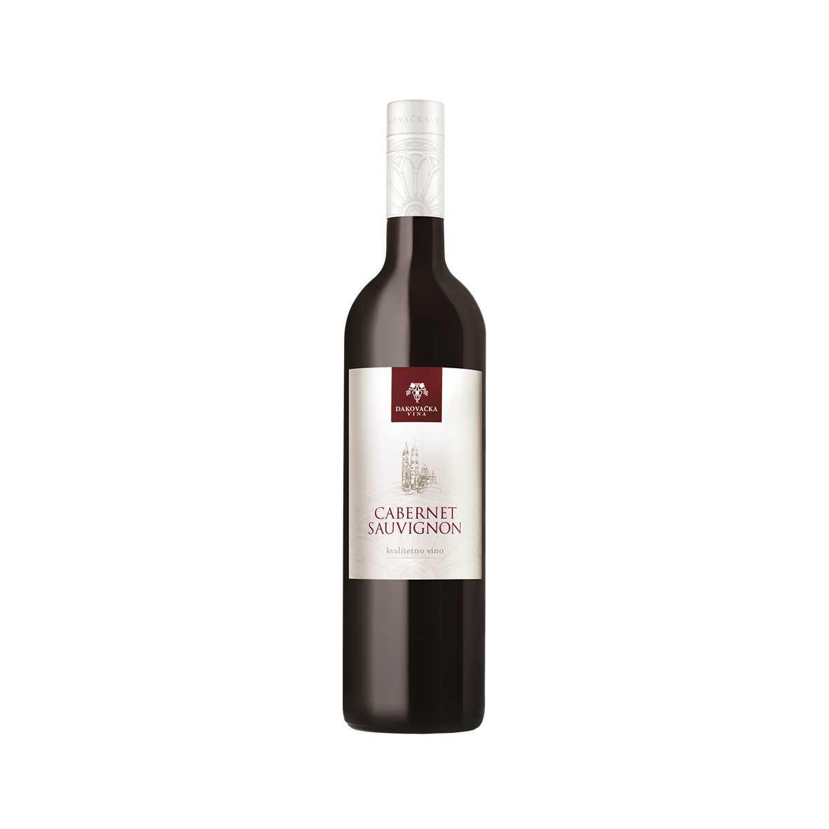 Cabernet Sauvignon Vrhunski 0,75l Đakovačka Vina